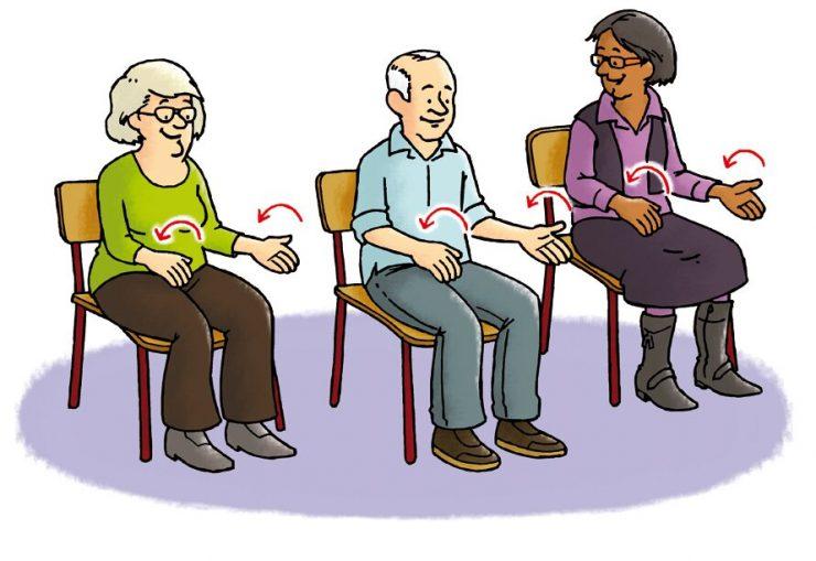 Bewegen met ouderen